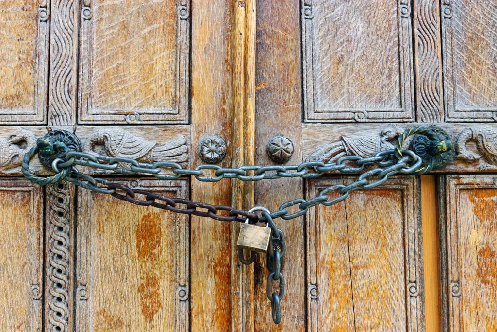 Photo of Зидове, портални врати и сигурност