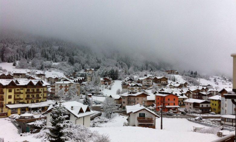 снежно Пампорово през зимата