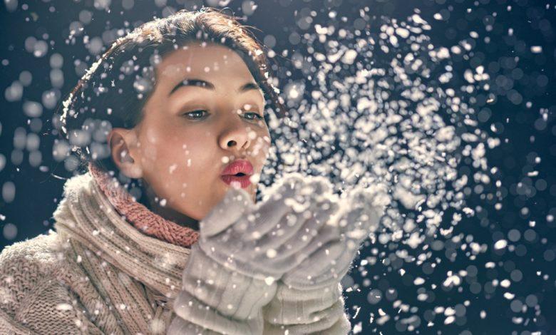 зимен портрет